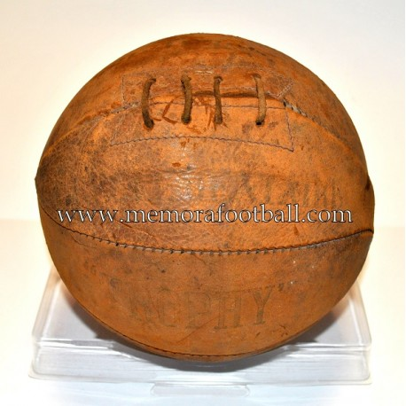 "Balón ""TROPHY"" de 8 gajos 1900-1910 Francia"
