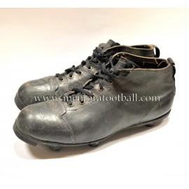"""Botas de Fútbol """" VORWERK"""" Alemania circa 1938"""