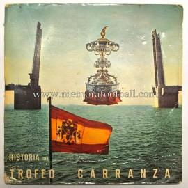 Libro-disco Historia del Trofeo Carranza (1973)