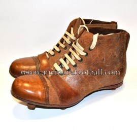"""SALTER OF ALDERSHOT"" Football Boots 1910-20 England"
