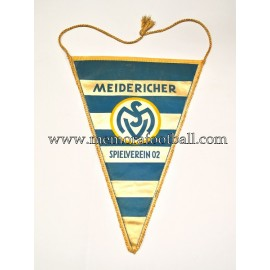 MSV DUISBURGO (Germany) pennant