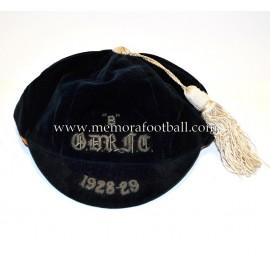 """1928-29 OLD DUNSTONIAN RFC """"B"""" cap"""