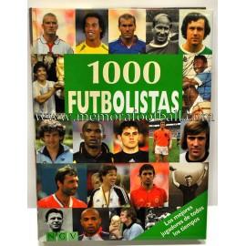 1000 FUTBOLISTAS Los mejores de todos los tiempos (2001)