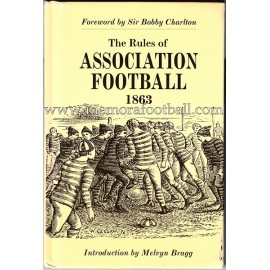 Book: The rules of Association Football 1863 (2006)