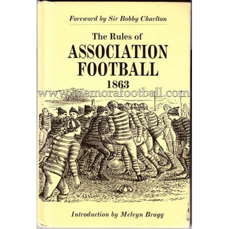 Libro: The rules of Association Football 1863 (2006)