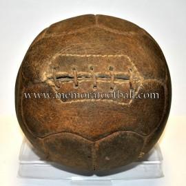 Balón de fútbol 12 paneles 1930s Francia