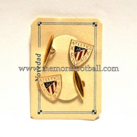 1960-70 Athletic Club de Bilbao cufflinks