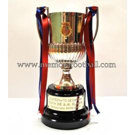 FC BARCELONA 2016-2017 Spanish FA Cup Trophy