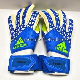 """DE GEA"" UEFA Euro 2016 match un worn gloves"