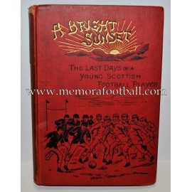 "Libro: ""A BRIGHT SUNSET"" 1896"