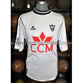 """ALBACETE BALOMPIÉ"" nº27 2002-03¿? match worn shirt"
