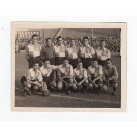 1940s Sabadell team vs Tarragona photograph