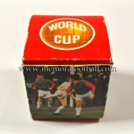 Jabón de ducha del Campeonato Mudial de Fútbol Inglaterra 1966