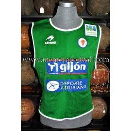 Real Sporting de Gijón training bib 2000s