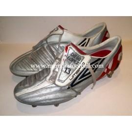 """DIEGO LÓPEZ"" 2009 / 2010 Villareal CF & Spain National team, match worn boots"