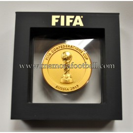 2017 FIFA Club World Cup Rusia participation medal