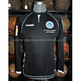 """BAUTISTA"" Real Oviedo vs Ponferradina 26-03-2013 match worn shirt"