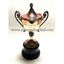 Spain vs Austria 19-01-1936 trophy