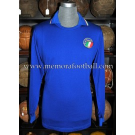 """PAOLO MALDINI"" nº13 Romania vs Italia 29-03-1989 match worn shirt"