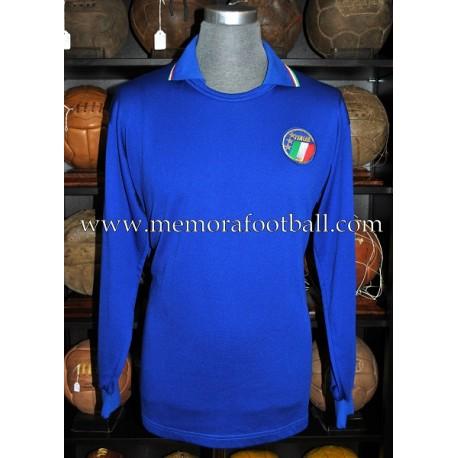 """PAOLO MALDINI"" nº13 Rumania vs Italia 29-03-1989 match worn shirt"