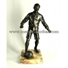 Spelter figure of G.O. Smith (circa 1900)