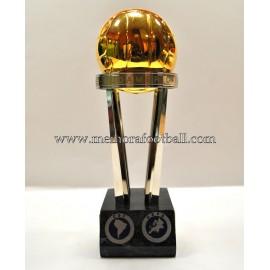 Copa Intercontinental 2003 Boca Juniors trofeo oficial versión jugador