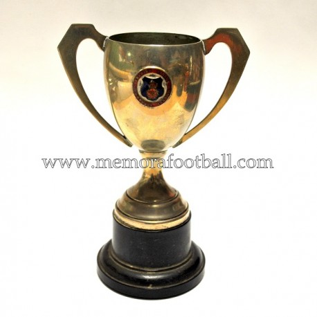 Trofeo plateado Erewash Valley Football League