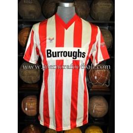 """SILVIO DILIBERTO"" Sparta Rotterdam 15-08-1985 vs Real Oviedo match worn"