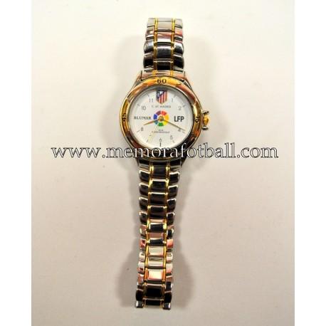 Reloj de pulsera del Atlético de Madrid 1990s