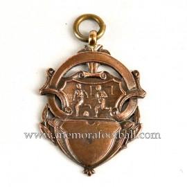 Johannesburg (South Africa) football medal, undated