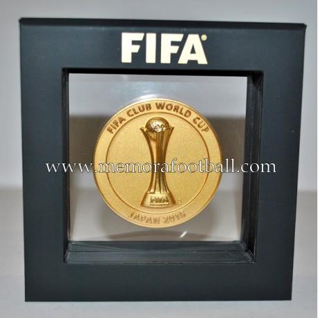 Medalla 2016 FIFA Club World Cup Japón