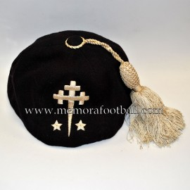 Fettes College football / rugby cap, c.1900