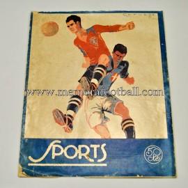 """SPORTS"" Revista Semanal Deportiva, 14 Marzo 1924"