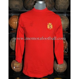 """QUINI"" Spain National Team 1970s match worn shirt"