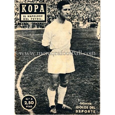 """""""KOPA"""" Idolos del Deporte (1958)"""