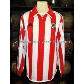 """ALKORTA"" Athletic Club vs Real Oviedo 19-03-1999 LFP match worn shirt"