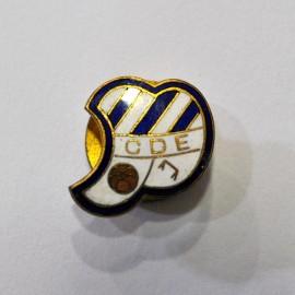 Old CD Europa (Spain) enameled badge