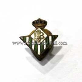 Antigua insignia del Real Betis (España) 1940-50