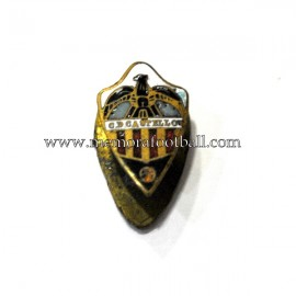 CD Castellón (Spain) 1920-30 enameled badge
