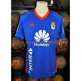 """OWUSU"" Real Oviedo LFP 2017-18 match worn"