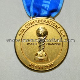Medalla de la Selección de Chile 2017 FIFA Confederation Cup