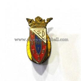 Antigua insignia de la SD Ceuta (España) 1960