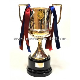 FC BARCELONA Spanish FA Cup Player Trophy 2017-2018