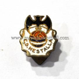 Antigua insignia esmaltada al fuego del CD Mestalla (España) 1940-50