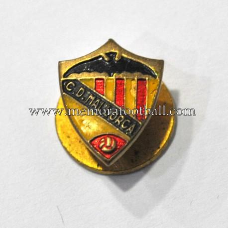Antigua insignia del CD Mallorca (España) 1931-1940