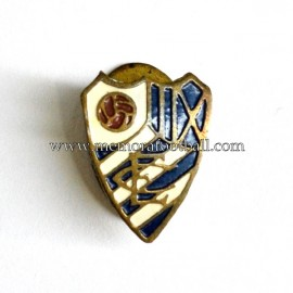 Old Erandio Club enameled badge