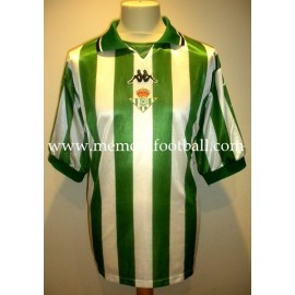 """BORNES"" Real Betis 1999/2000"