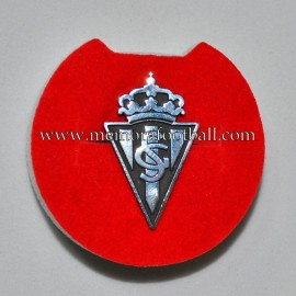 Real Sporting de Gijón silver badge