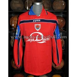 """CACO MORÁN"" CD Numancia LFP 1999-2000 match worn shirt"