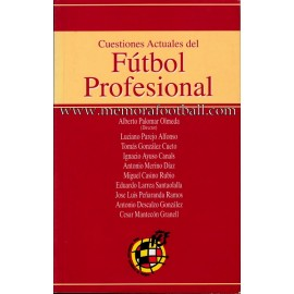 Cuestiones Actuales del Fútbol Profesional (2000)